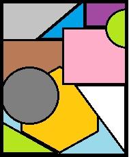 pannel couleur