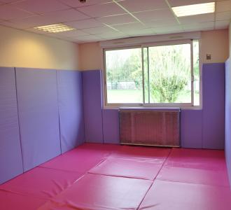 salle d isolement 1